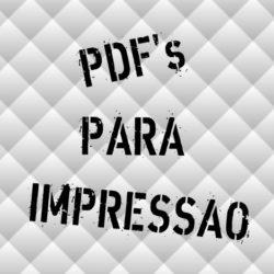 PDF'S PARA IMPRESSÃO